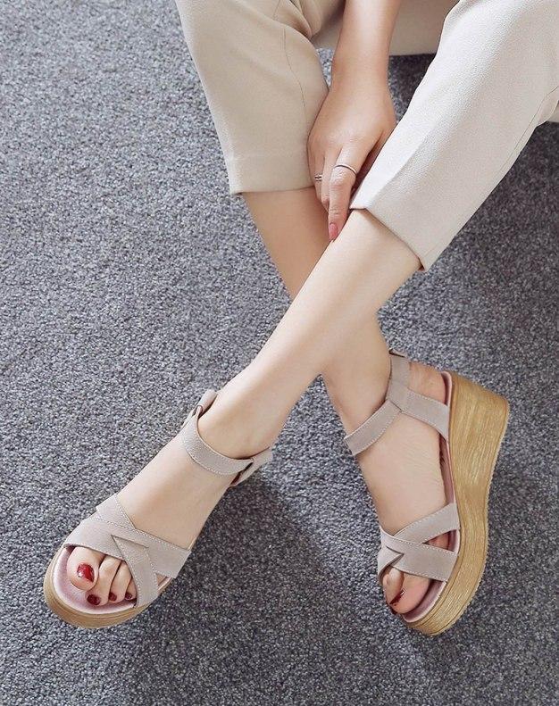 Apricot Women's Sandals