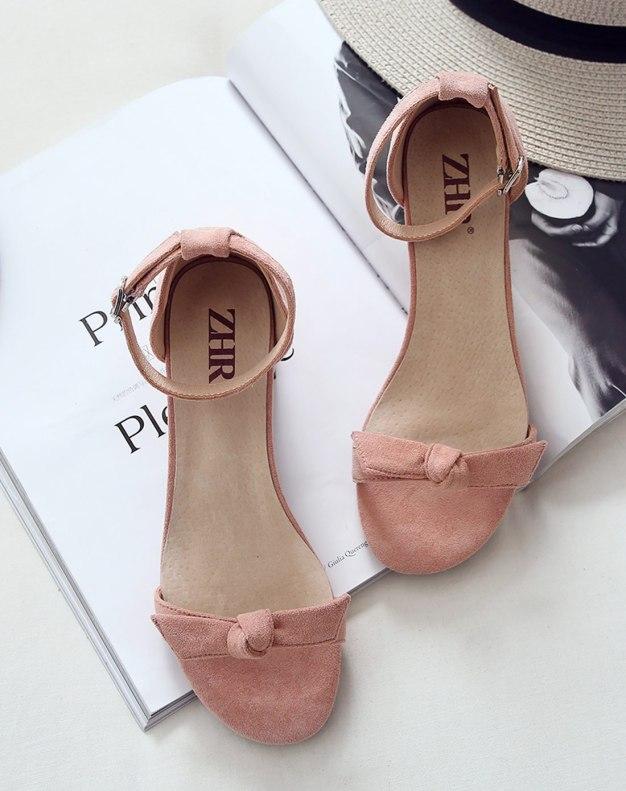 Pink Women's Sandals