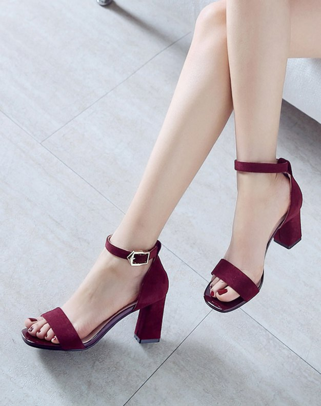 Red Women's Sandals