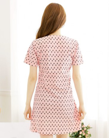 Pink Women's Sleepwear