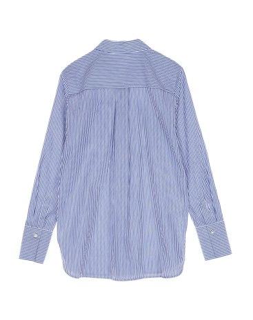 Single Breasted Long Sleeve Women's Shirt
