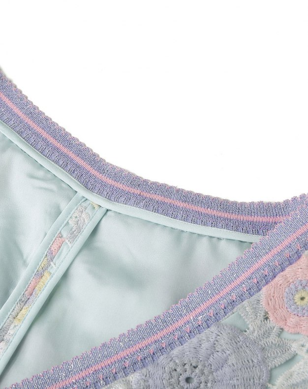 Colourful Round Neck Sleeveless Pencil Skirt Women's Dress