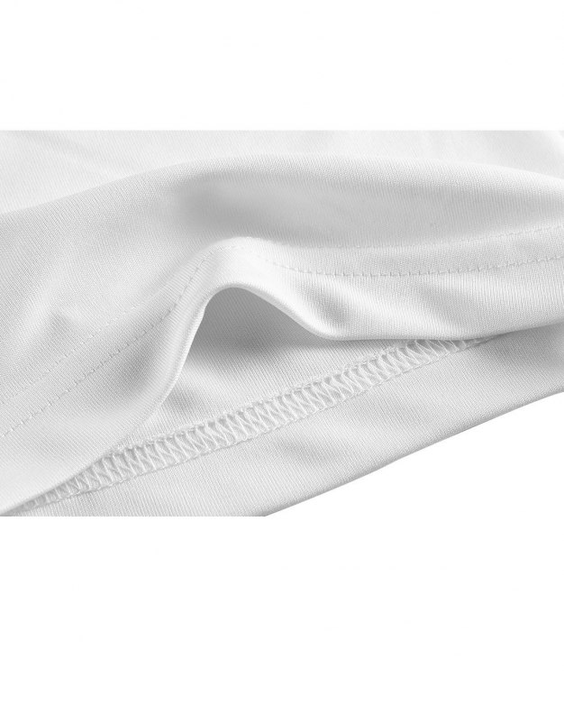 White Short Sleeve Men's T-Shirt