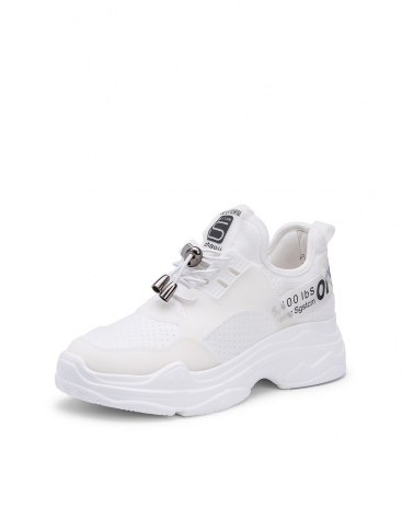 White High Heel Women's Casual Shoes