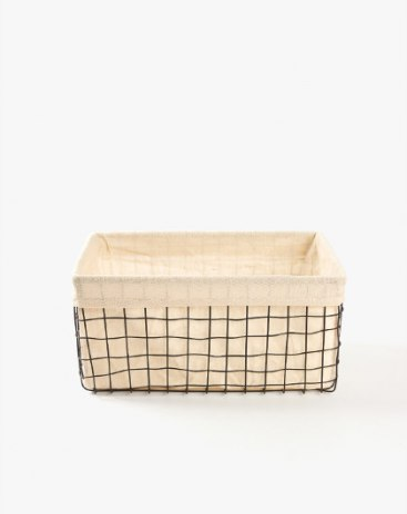 Iron Storage Baskets