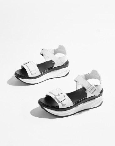 White High Heel Women's Sandals