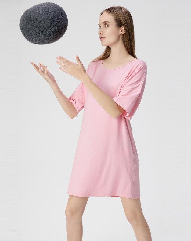 Modal Short Sleeve Standard Women's Sleepwear