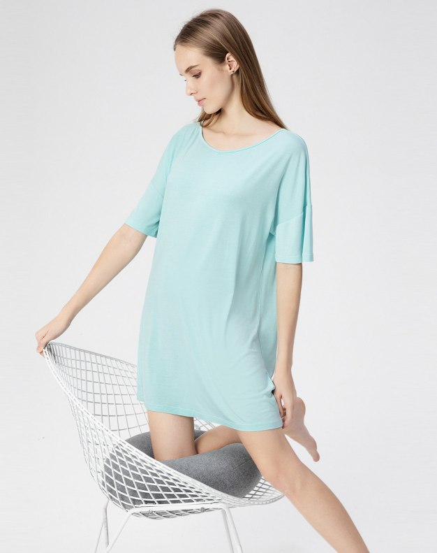 Modal Short Sleeve Standard Women's Sleepwear