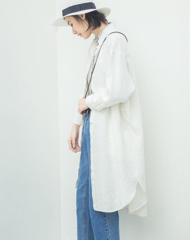 Beige Stand Collar Long Sleeve Women's Windbreaker