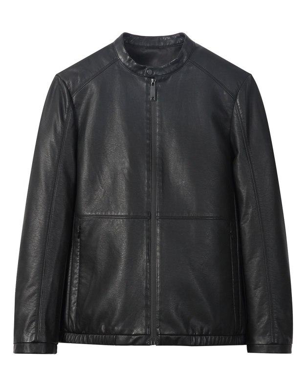 Black Men's Jacket