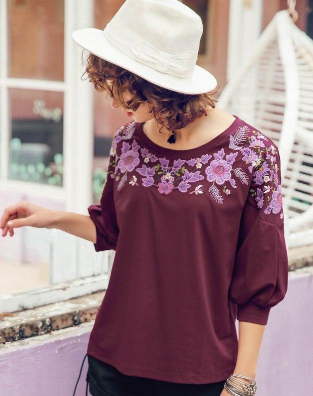 Purple Women's T-Shirt