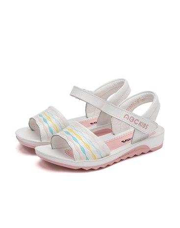 White Girls' Sandals
