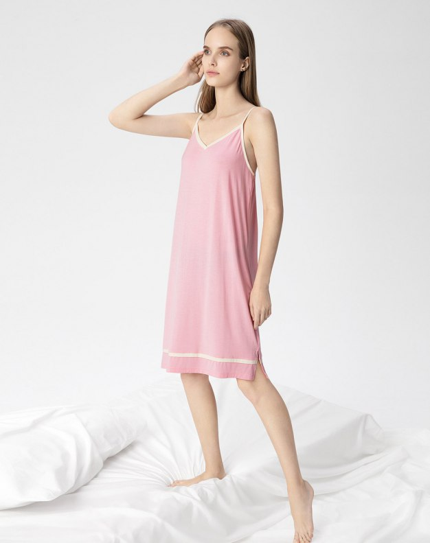 Modal Sleeveless Standard Women's Sleepwear