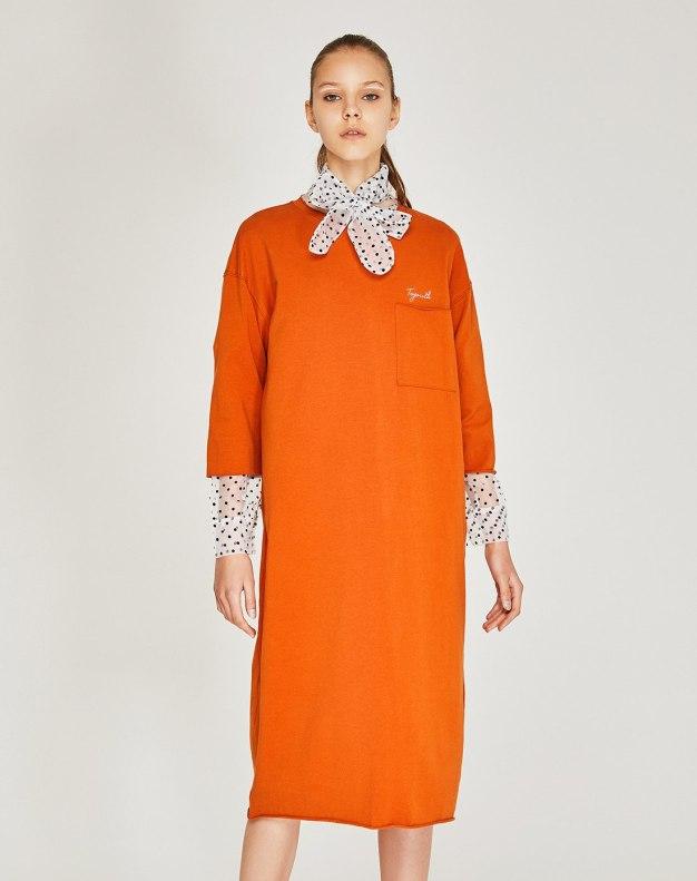 Brown Women's Dress