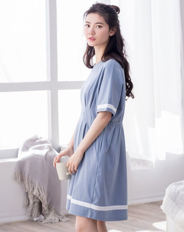 Blue Women's Sleepwear