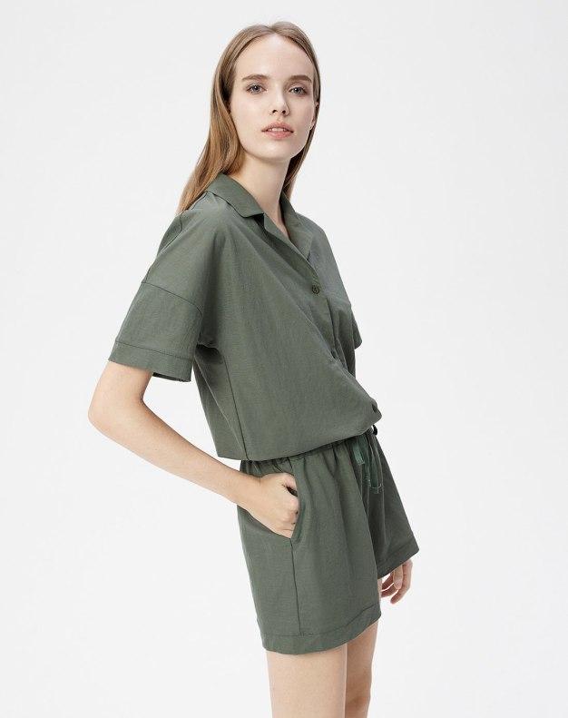 Polyamide Sleeve Standard Women's Loungewear