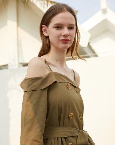 Green Standard Women's Dress