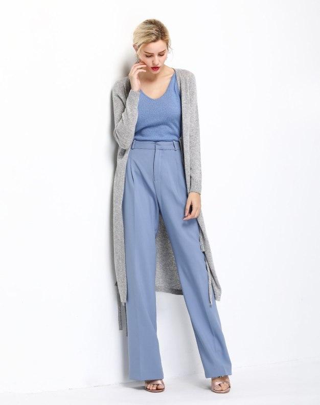 Gray Women's Knitwear