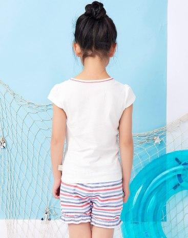 White Girls' Loungewear