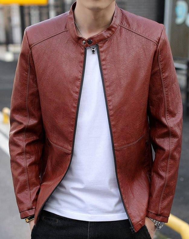 Red Men's Jacket