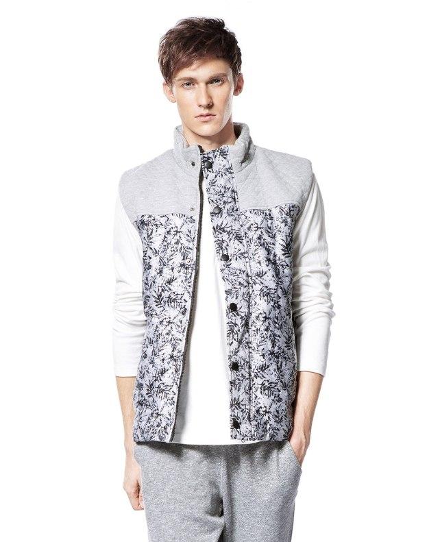 Gray Men's Loungewear
