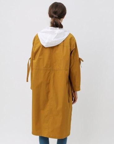 Stand Collar Standard Long Sleeve Women's Windbreaker