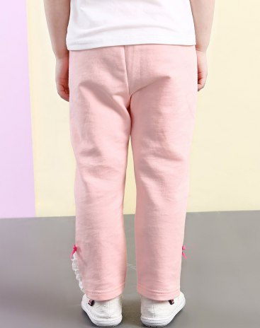Pink Girls' Pants