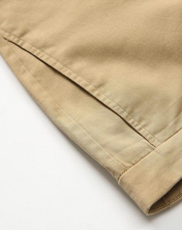 Yellow Men's Pants
