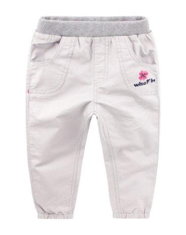 Gray Girls' Pants