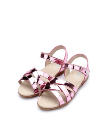 Pink Girls' Sandals