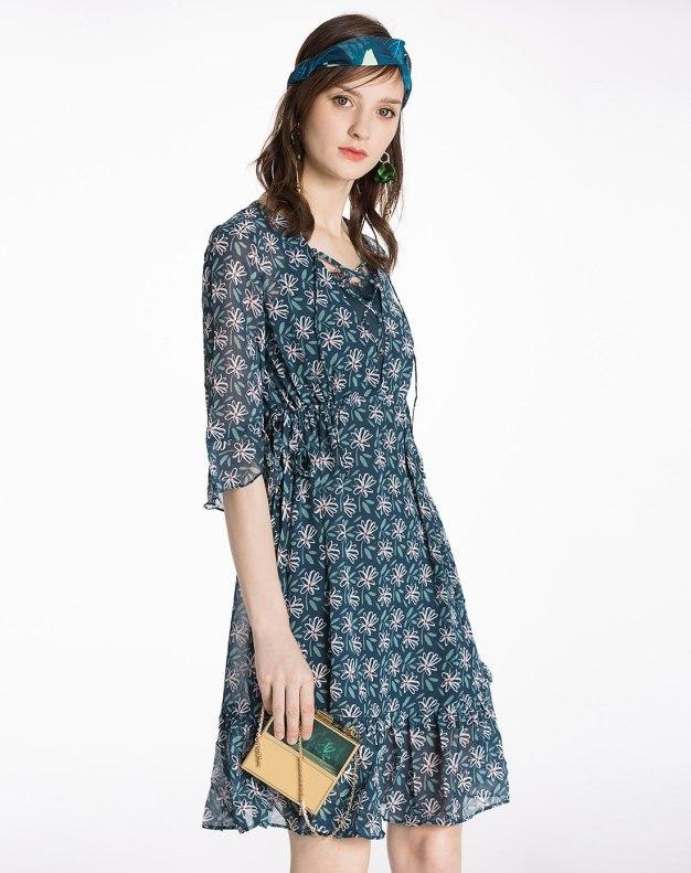 Green Women's Dress