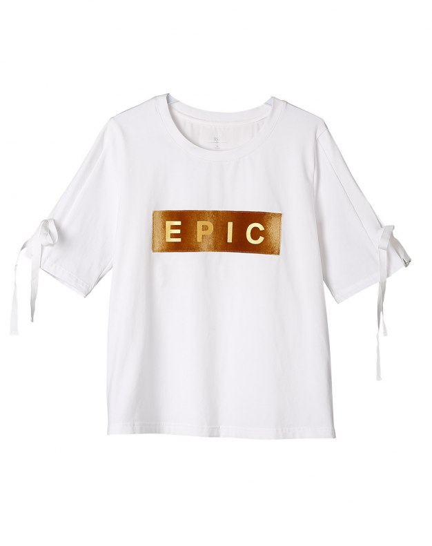 White Women's T-Shirt