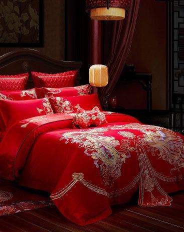 1.8m Wedding Bedding