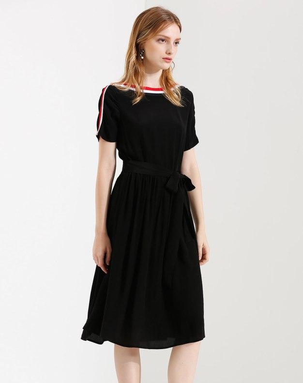 Black Women's Dress