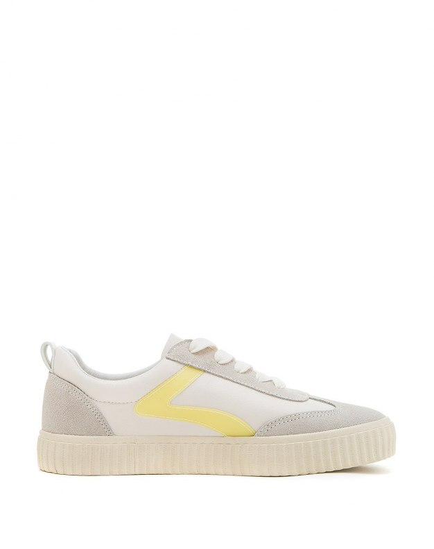 Yellow Women's Casual Shoes