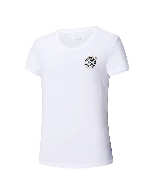 White Short Sleeve Standard Women's T-Shirt