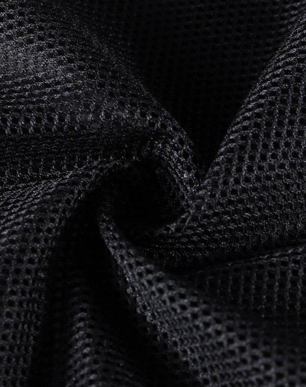 Stand Collar Long Sleeve Standard Windbreak Men's Jacket