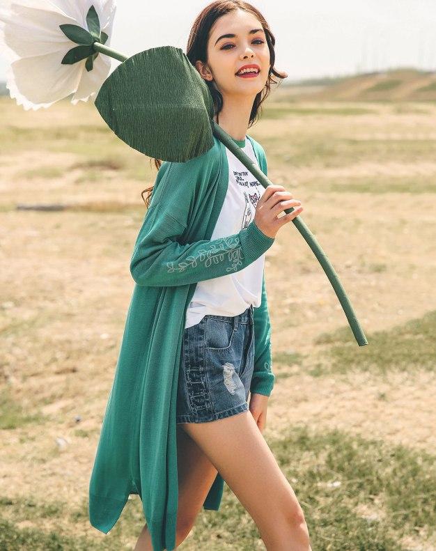 Green Women's Knitwear