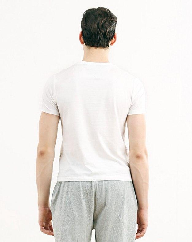 화이트 남성 잠옷