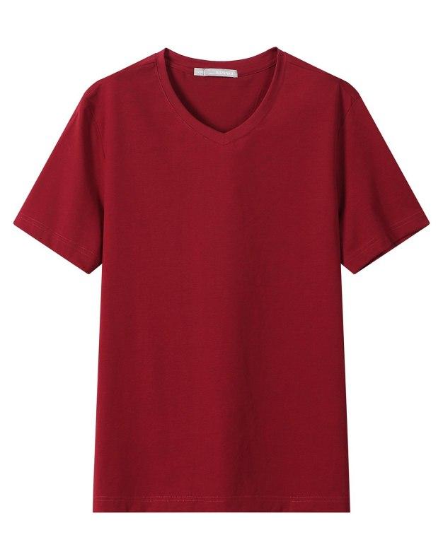 Red Men's T-Shirt