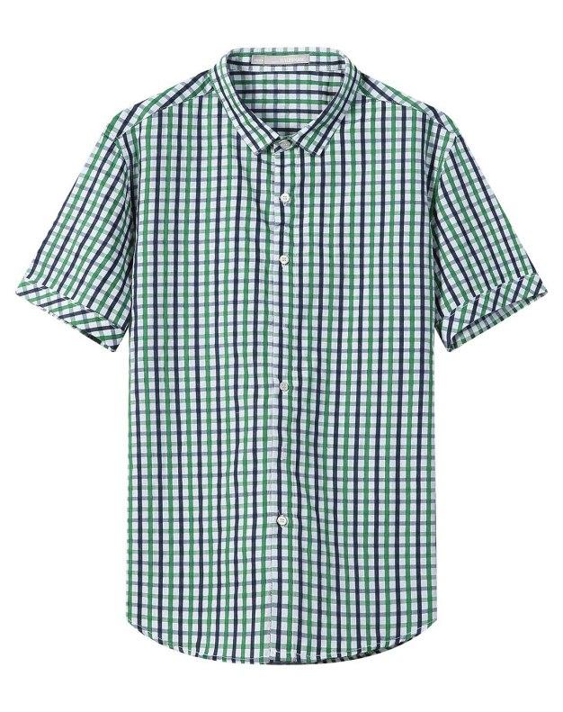 Green Men's Shirt