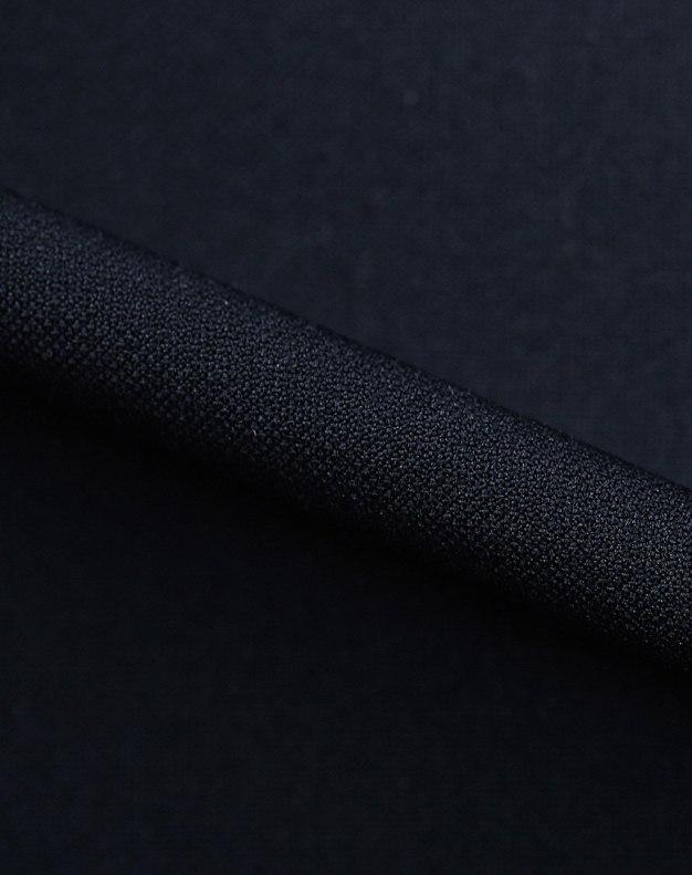 Blue Sewing Inelastic Standard Long Men's Pants
