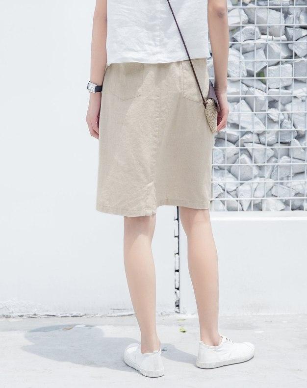 3/4 Length Women's Skirt