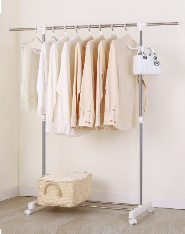 White Clothes Drying Racks