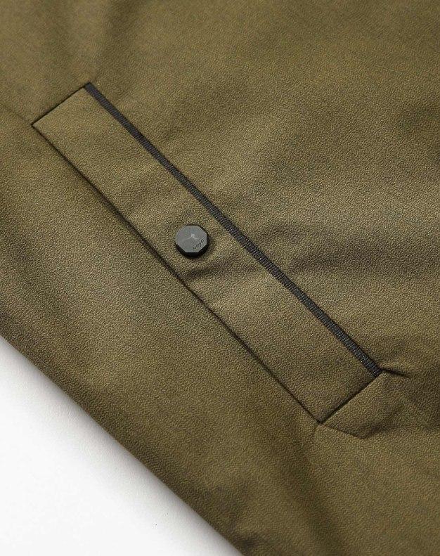 Green Men's Jacket