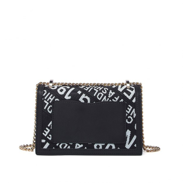 Black Small Women's Crossbody Bag
