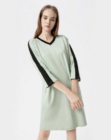 Cotton 3/4 Sleeve Standard Women's Sleepwear