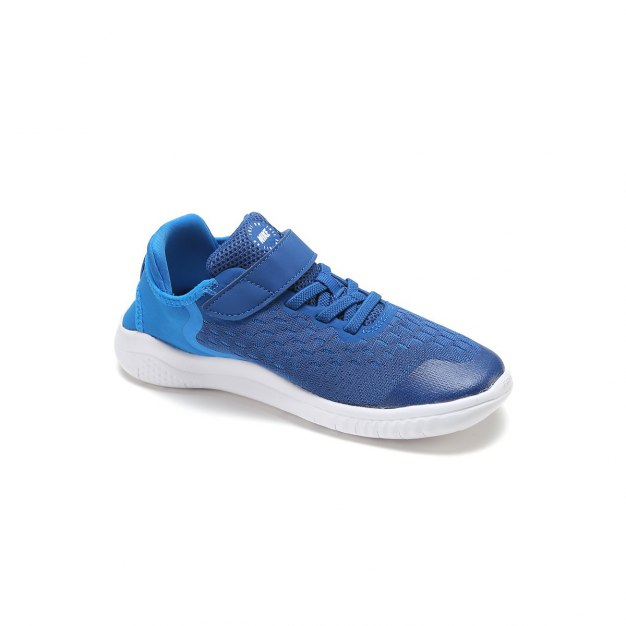Blue Boys' Casual Shoes