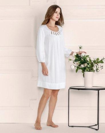 White Women's Sleepwear