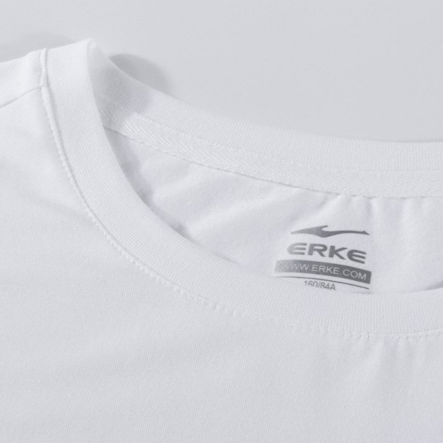 White Half Sleeve Quick Drying Fitted Women's T-Shirt